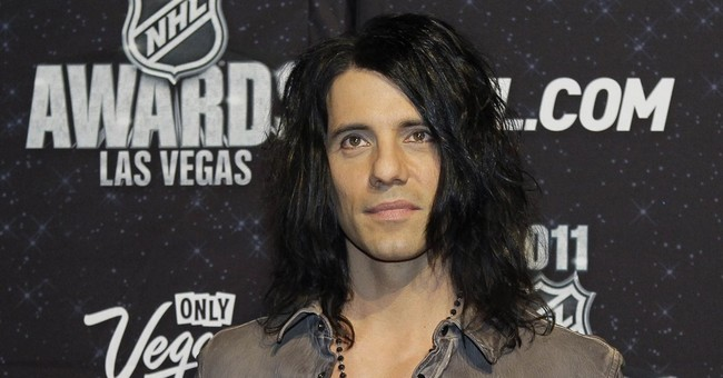 Criss Angel blames poor eating, sleeping for Vegas mishap