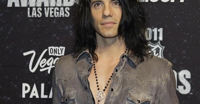 Criss Angel blames poor eating, sleeping for Vegas mishap