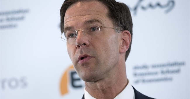Dutch premier wants to turn tide of populism in election