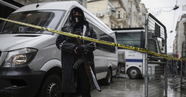 The Latest: Turkey imposes sanctions on the Netherlands
