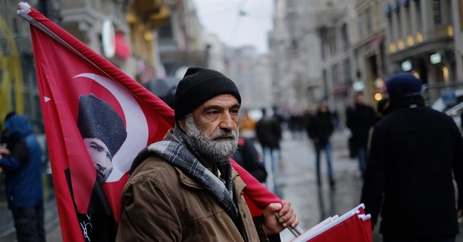 A look at simmering tensions between Turkey and Netherlands