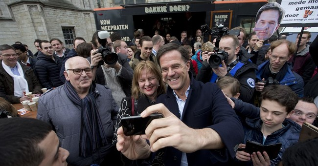 Dutch prime minister builds consensus the traditional way