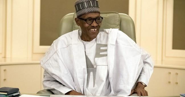 Nigeria's president resuming work after weeks overseas