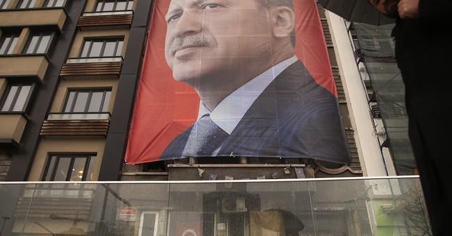Turkey's Erdogan renews war of words on Netherlands