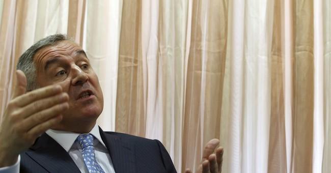 AP Interview: Montenegro leader: Russia wants to destroy EU
