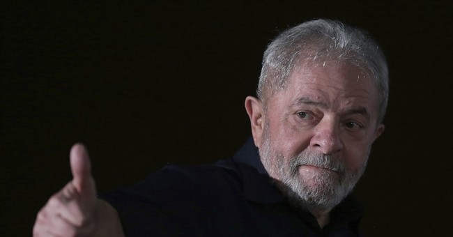 Brazil's ex-president denies trying to obstruct graft probe