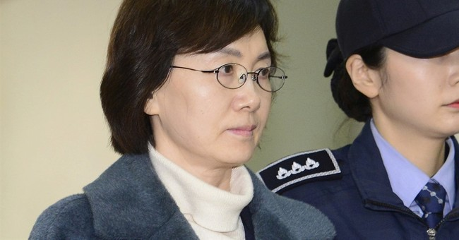 How sparks at S. Korean women's school led to anti-Park fire