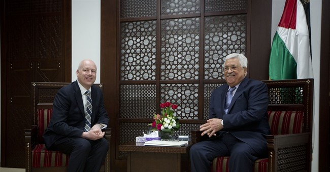 US envoy ends Mideast visit with vows to seek peace