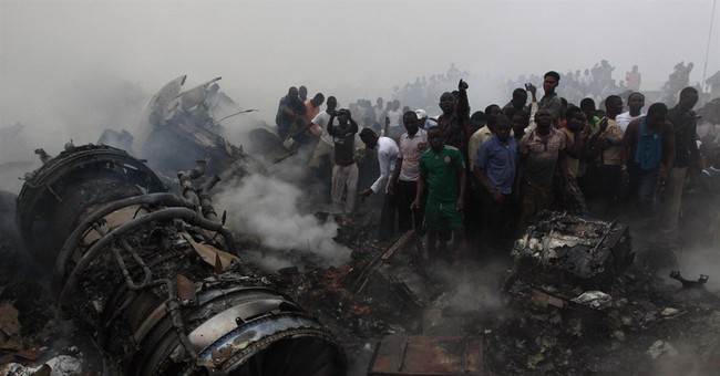 Investigation into 2012 Nigeria plane crash faults pilots