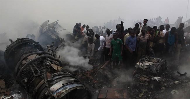 Investigation into 2012 Nigeria plane crash faults pilots