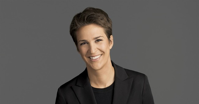Tax story puts spotlight on MSNBC's Rachel Maddow