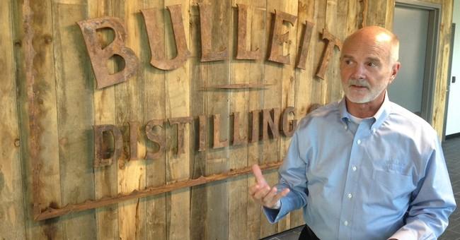 Bourbon flowing: Bulleit brand opens its first distillery
