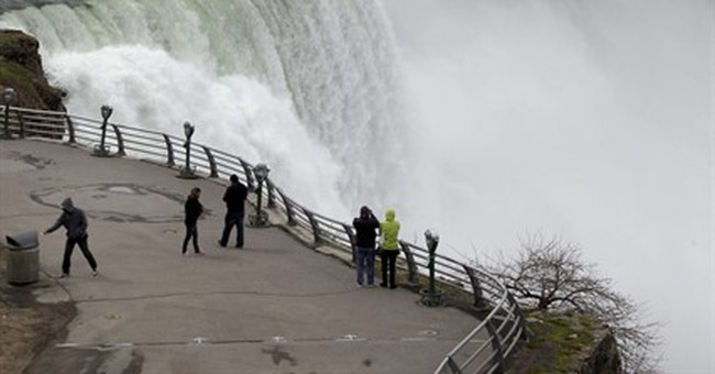 A barrel of fun: Niagara Falls touts thrills in rebranding