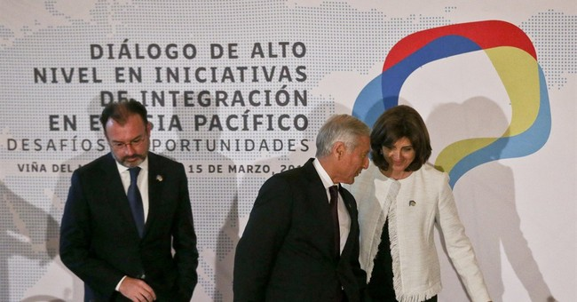 Chile Pacific Trade meeting seeks new path after failed TPP