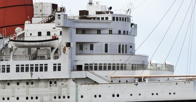 Survey: Queen Mary ship corroded, fixes could near $300M