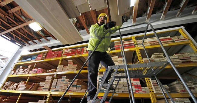 Wholesale prices up just 0.3 percent in February