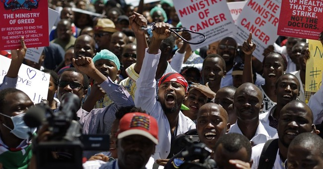 Kenya's public doctors to end 100-day strike that saw deaths