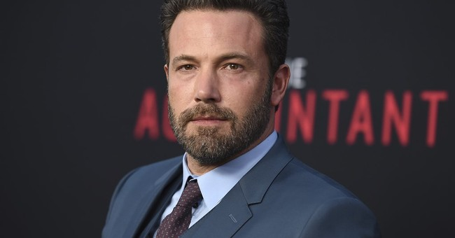 Ben Affleck says he's finished alcohol addiction treatment