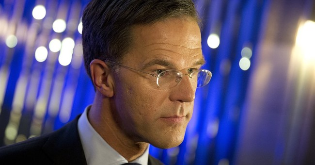 Dutch leader says Brexit puts Britain in deep trouble