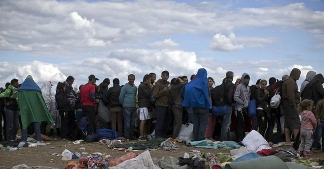 Stats show 1.2 million people sought asylum in EU last year