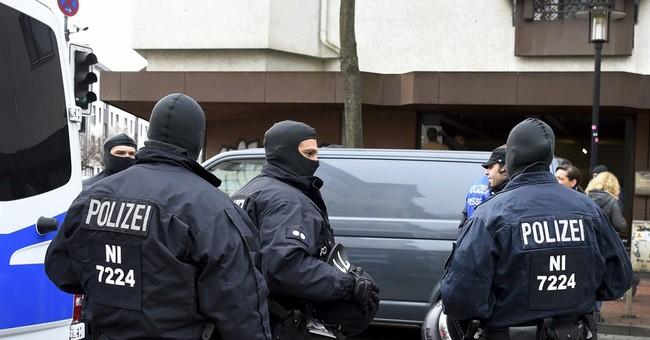 German authorities ban Islamic extremist group