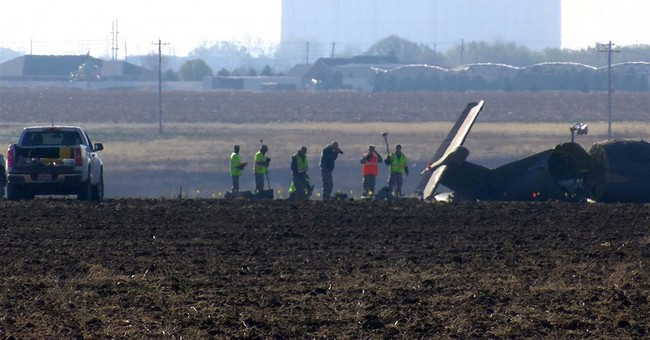 3 service men killed in military plane crash in New Mexico
