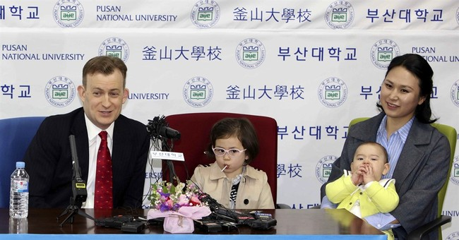 Professor's talk on South Korea a hit in home-office comedy