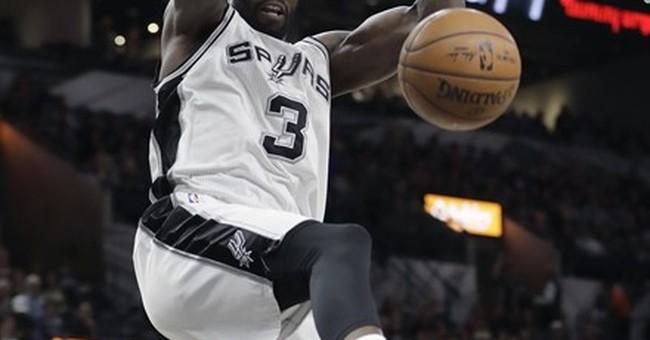 Lillard's 36 spoil Aldridge's return as Blazers top Spurs