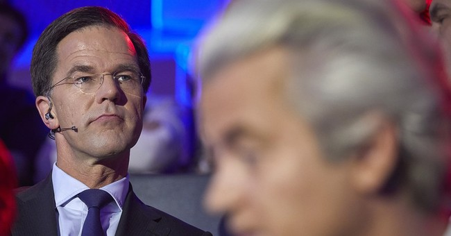 Dutch PM Rutte claims win over 'wrong kind of populism'