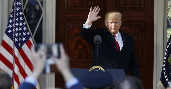 Trump celebrates Andrew Jackson: 'Does that sound familiar?'