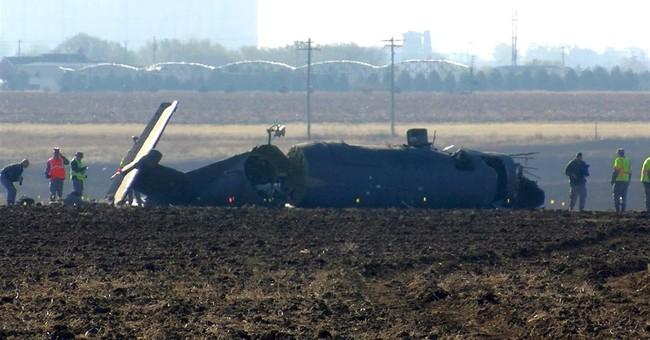 3 service men killed in military plane crash in New Mexico