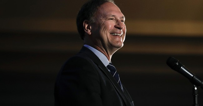 Alito: US's dedication to religious liberty being tested