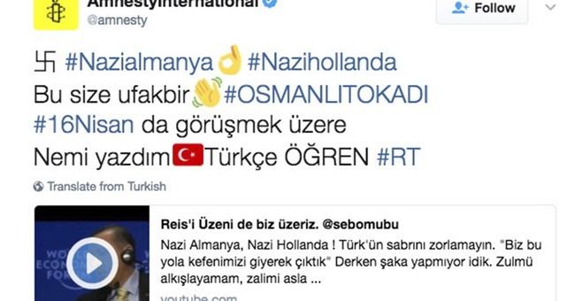 Correction: Turkey-Twitter story