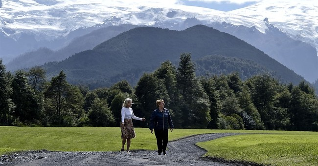 Tompkins Conservation donates huge national parks to Chile