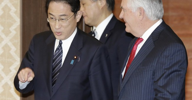 The Latest: NKorean diplomat blames US for rising tension