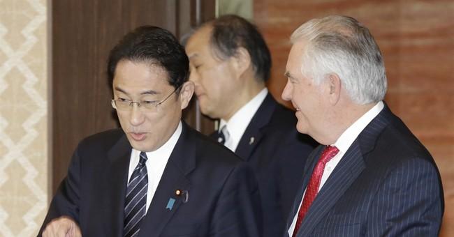 The Latest: NKorean diplomat blames US for rising tension