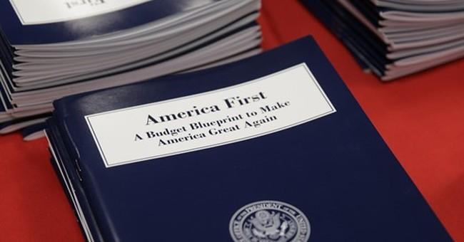 Trump budget calls for border wall, border prosecutions