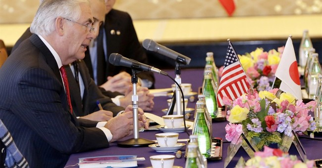 Tillerson says NKorea 'need not fear' United States