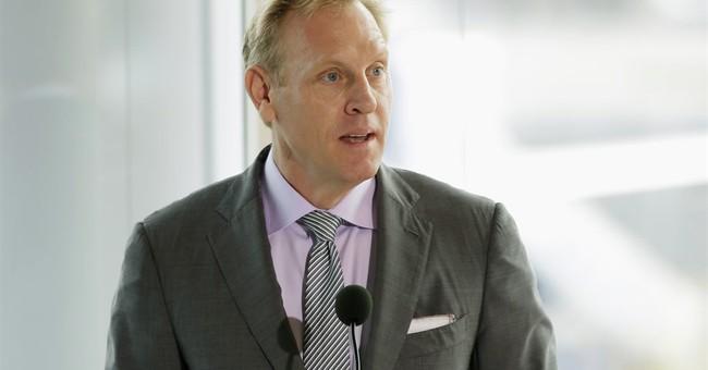 White House picks Boeing executive as Pentagon's No. 2