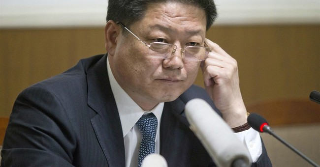 NKorea diplomat: Malaysia killing was US, SKorea conspiracy