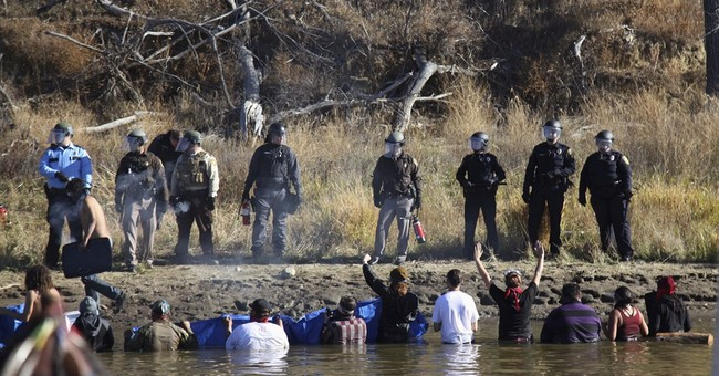 US taxpayers might be on the hook for pipeline protest costs