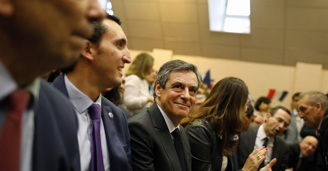 Judges look into French candidate Fillon's fancy suits