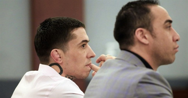 Ex-MMA fighter concedes lesser counts in Las Vegas trial