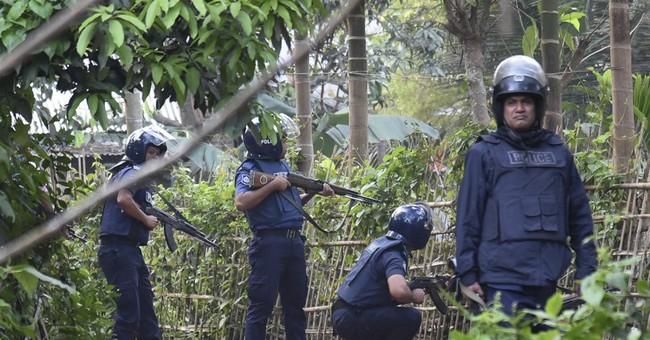 4 suspected militants killed in Bangladesh raid
