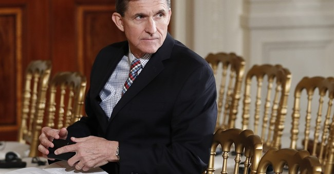 Ousted national security adviser didn't sign ethics pledge