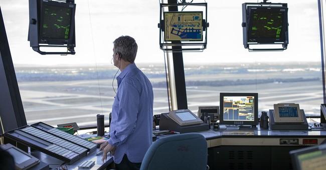 Trump calls for privatizing air traffic control operations