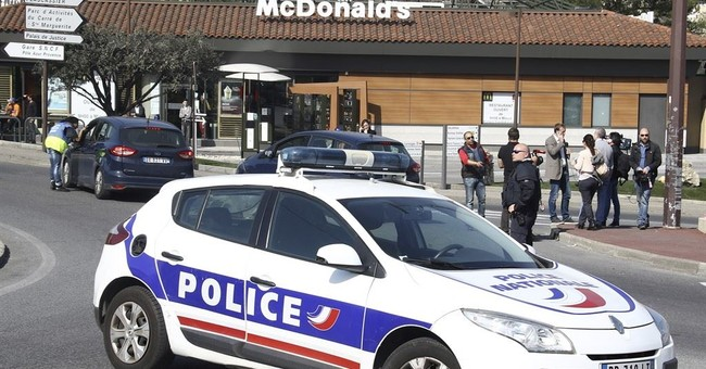 French school shooting: 4 shot, 10 hurt, student arrested