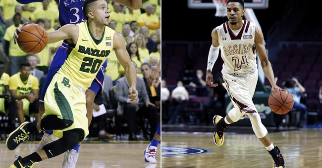 March Madness sprinkled with international flavor