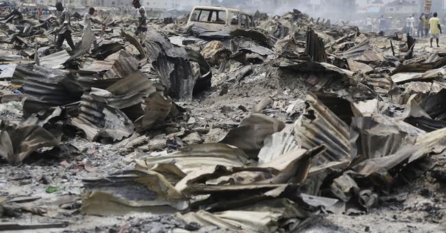 Nigerian forces using gunfire to clear Lagos slum: Reports
