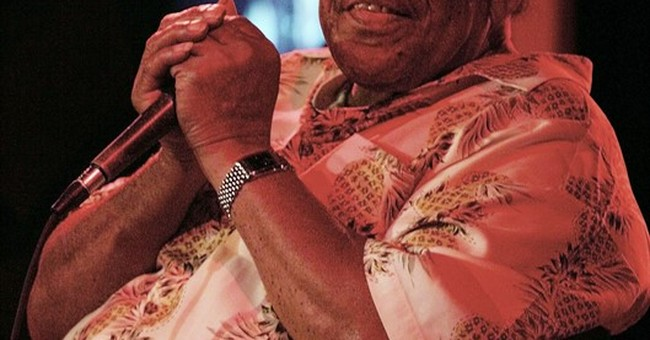 Blues harmonica star James Cotton dead at 81